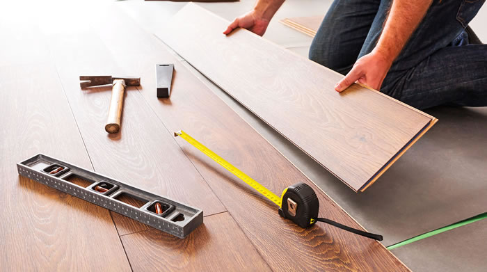 Long Island New York Laminate Flooring Installations